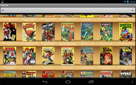 best comic readers top 5 best android comic book readers