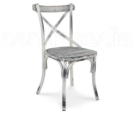 sedie vintage cross sedia metallo vintage retro seduta legno sedie
