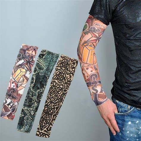 tattoo arm kopen nylon tattoo sleeve kopen i myxlshop tip