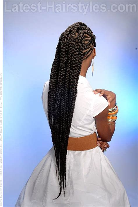 cornrow hair with unbraided ends pinterest the world s catalog of ideas