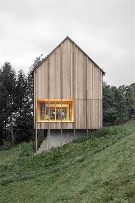 Modern Farmhouse modern farmhouse in laterns austria by bernardo bader