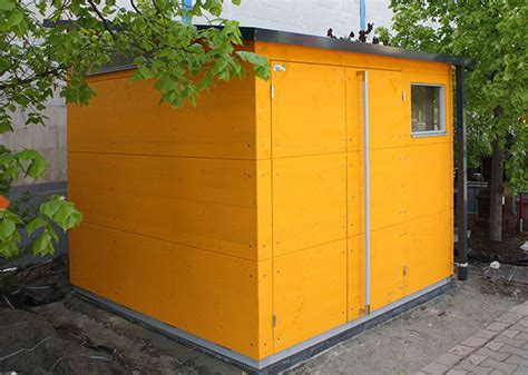gartana gartenhaus kompaktes gartenhaus gartana bilder