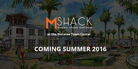 M Shack Gift Card - m shack nocatee nocatee town center in ponte vedra