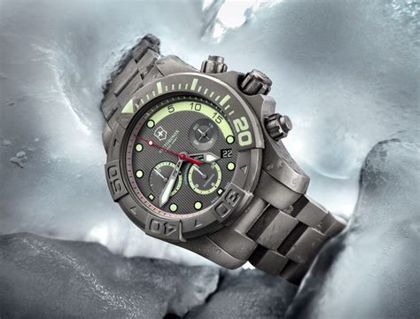 Swiss Army Chrono 2538 Grade professional watches victorinox dive master 500 chronograph limited edition automatic