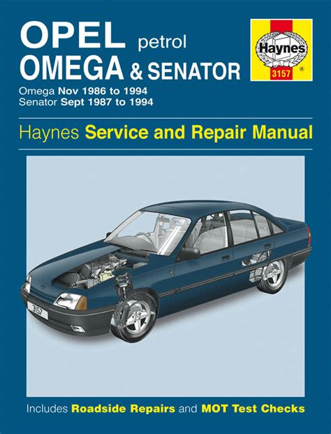 service manual online car repair manuals free 1986 buick electra parking system service haynes manual opel omega senator petrol nov 1986 1994