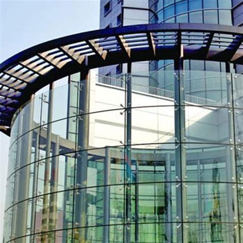 curtain walling glazed glass curtain walling systems in london euro
