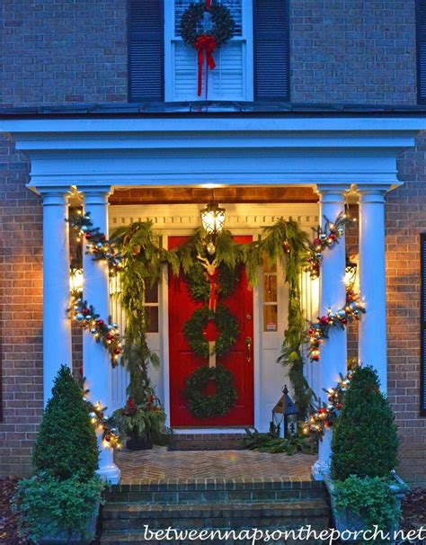 decorating a steel barn for christmas make this pottery barn inspired garland a detailed tutorial