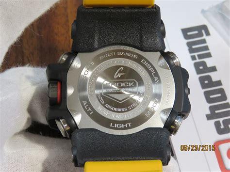 G Shock Casio Gwg1000 Mudmaster Army Edition Hijau Green casio g shock 5463 module mudmaster gwg 1000 1a9jf