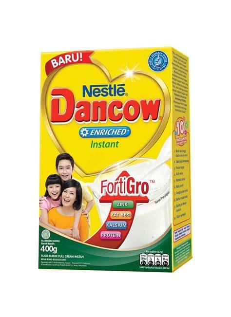 Dancow Instant Dancow Bubuk Instant Enriched 400g Kliktoserba