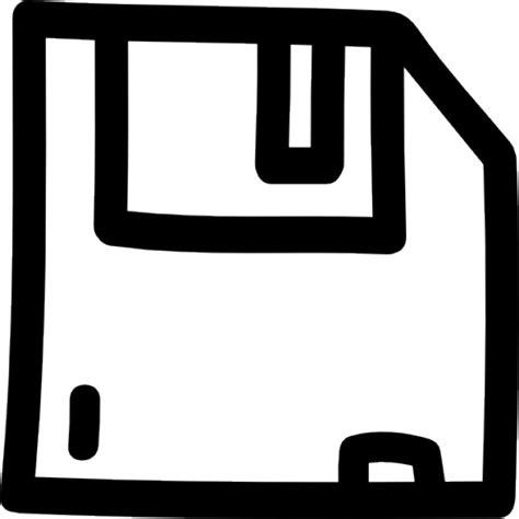 imagenes variadas para guardar guardar interfaz s 237 mbolo dibujado a mano disquete
