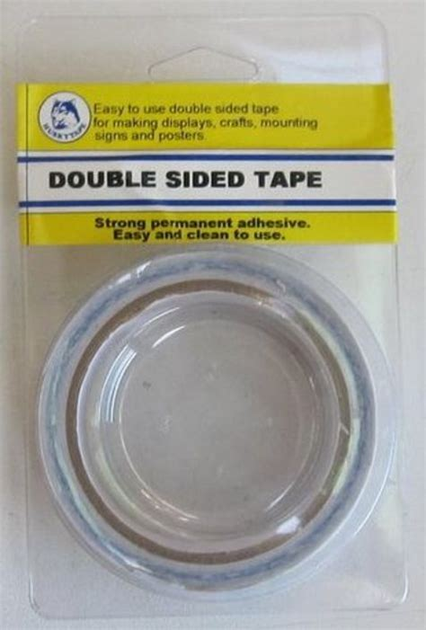 double sided tape for curtains double sided tape supa ware distributors