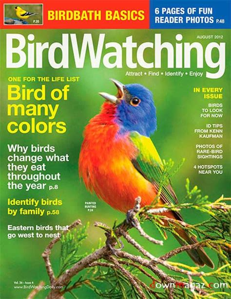 birdwatching august 2012 187 download pdf magazines
