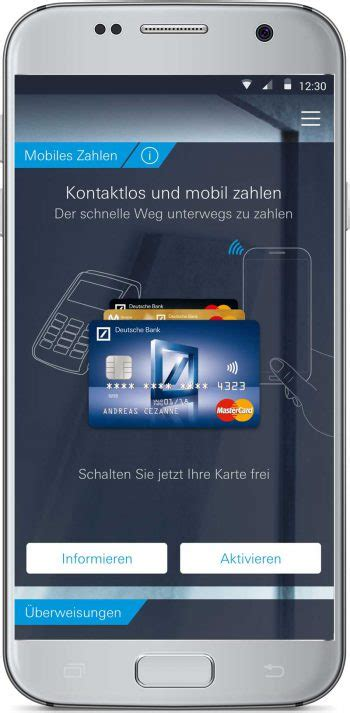 deutsche bank mobil ein jahr mobile payment der deutschen bank einfacher