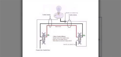 basic 3 way switch wiring diagram 33 wiring diagram