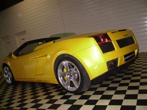 Second Hand Lamborghini Gallardo by Second Hand Lamborghini Gallardo Spider V10 E Gear Auto