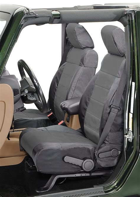 cordura seat covers jeep coverking front ballistic seat covers for 07 10 jeep