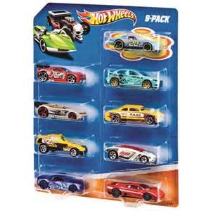 Hot Wheels Cars, 9 Pack   Walmart.com