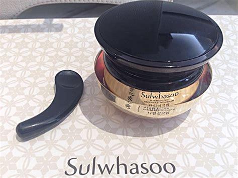 krim terbaru dari sulwhasoo seharga 8 juta sold out