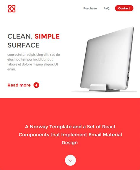 11 Best Outlook Email Templates Free Premium Templates Clean Email Template