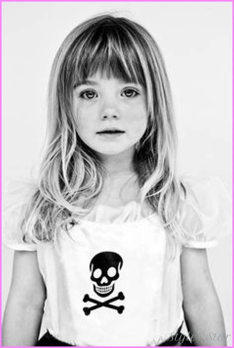models with bangs little girls haircuts with bangs stylesstar com