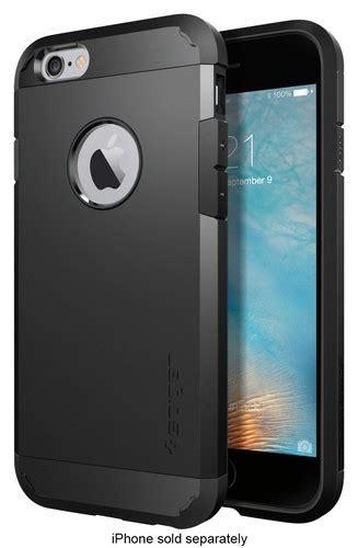 Best Casing Cover Tough Armor Sgp Spigen Apple Iphone 6 6s 6 Plu spigen tough armor for apple iphone 6 and 6s black sgp11614 best buy