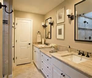 Narrow Width Bathroom Vanity by Marker Makeover Guest Bath Remodel Marker