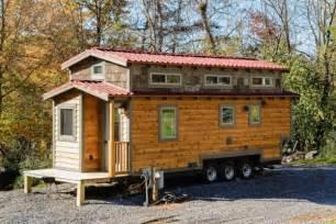 home design exles 240 sq ft axle wishbone tiny home on wheels