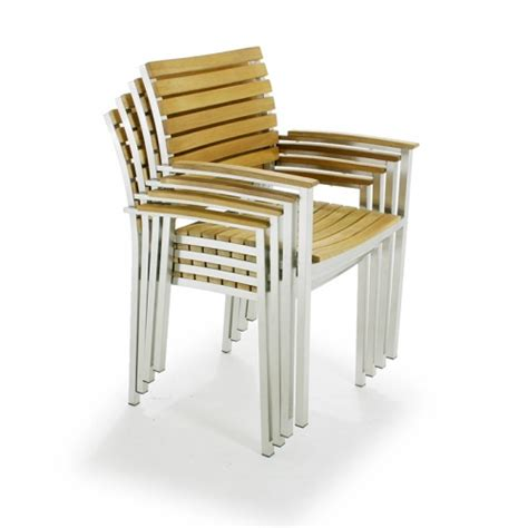 teak stainless steel outdoor furniture teak and stainless steel table and benches westminster
