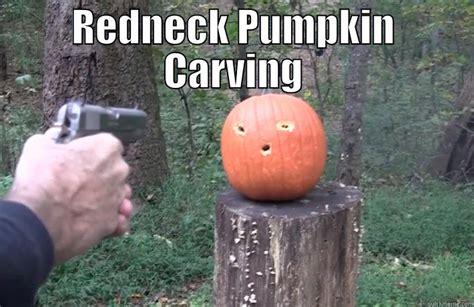 Pumpkin Meme - redneck pumpkin carving pumpkin meme picsmine
