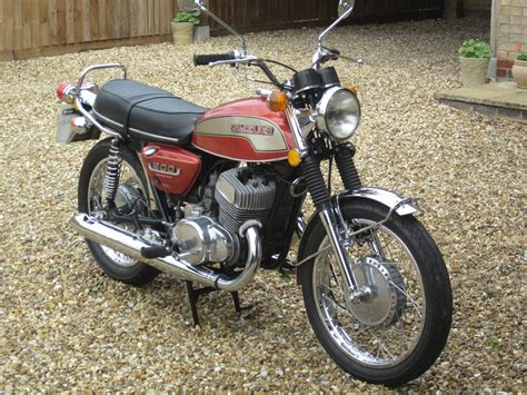 Suzuki T500 Parts by Restored Suzuki T500 Titan 1974 Photographs At Classic
