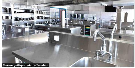normes cuisine professionnelle recatec la cuisine professionnelle le cafetier