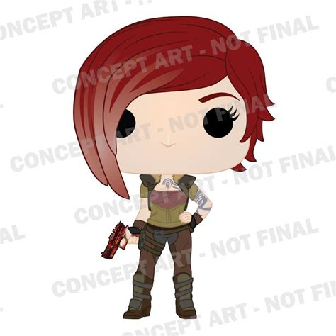 Pop Funko Borderlands Psycho decepti0n borderlands wave 2 funko concept pops coming soon fpn