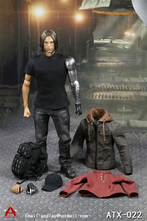 Ap Sldiery 2 ap atx022 acplay civil war winter soldier 1 6 scale boxed figure ekia hobbies