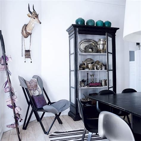 dining room storage ideas decordemon apartment in copenhagen
