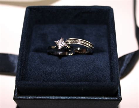 custom made millgrain channel set diamond wedding ring