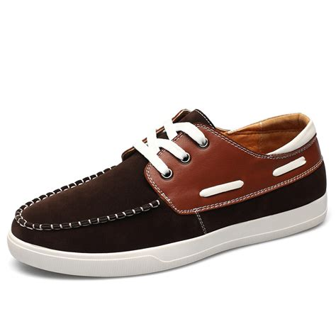 comfortable boat shoes big size new boat shoes breathable comfortable moccasins