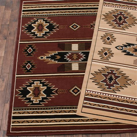 southwestern rugs southwest rugs 8 x 10 southwestern brown rug lone