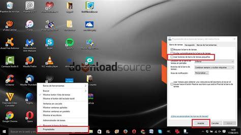 agrandar iconos escritorio como aumentar el tama 241 o de los iconos de la barra de