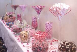 Baby Shower Party Organiser - candy bar butterfly event