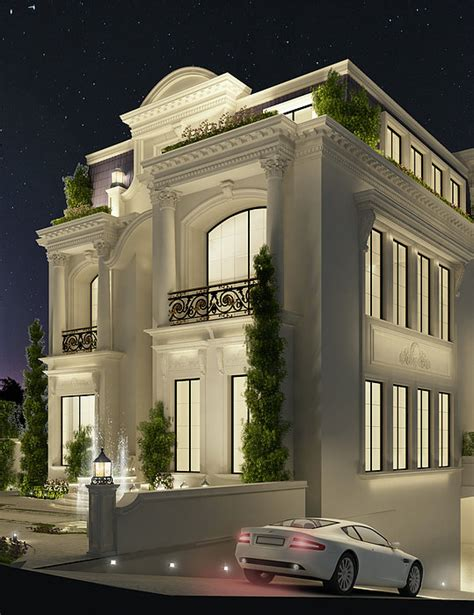 Home Design In Qatar by Luxury Architecture Design Qatar Doha By Ions