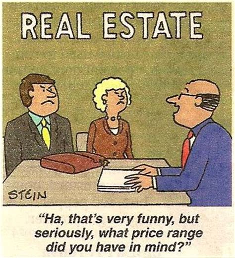 house brokers real estate real estate humor cartoons real estate agents funny