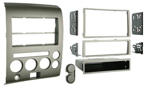 metra    nissan pathfinder armada car stereo radio installation kit
