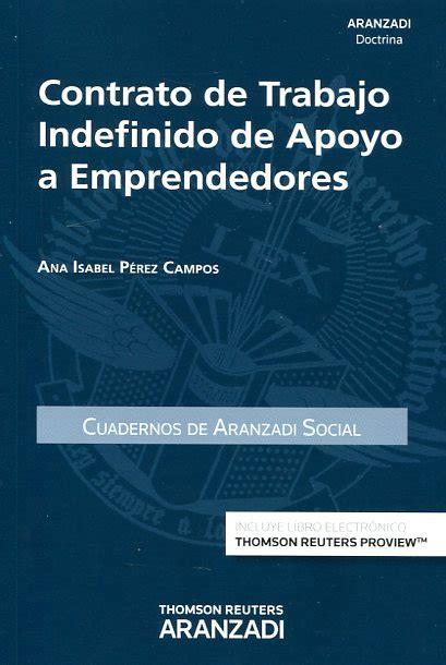 contrato indefinido de apoyo a los emprendedores contrato de trabajo indefinido de apoyo a emprendedores