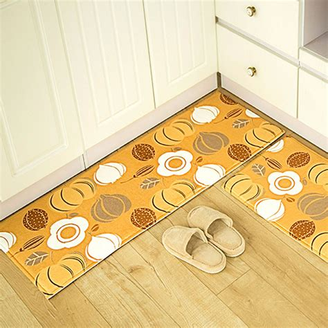 yellow kitchen floor mats yellow kitchen rugs promotion shop for promotional yellow