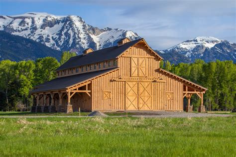 Shed Wyoming by Wyoming Barn Traditional Garage And Shed Other