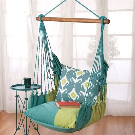 indoor swing 21 cozy hammock quot hang out quot ideas for your indoor and