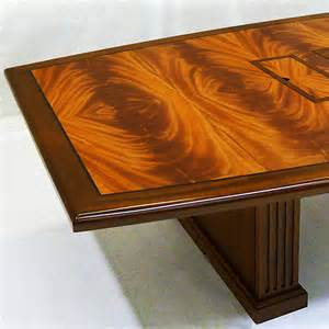 Custom Conference Tables Kelpar Table Paul Downs Cabinetmakers