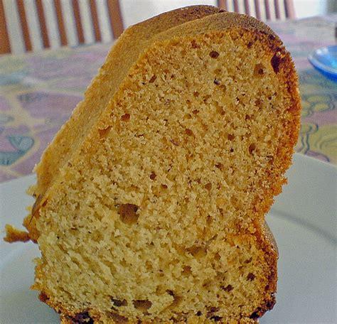 mandel honig kuchen honig mandelkuchen rezept mit bild alina1st