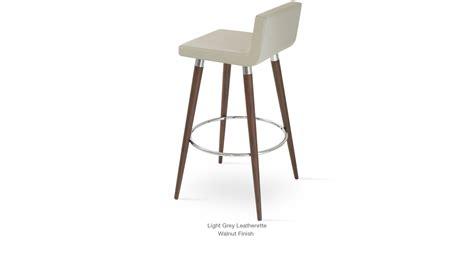 modern wood stools sohoconcept