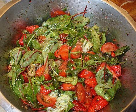 ein etwas verwirrter salat rezept mit bild quargl chefkoch de